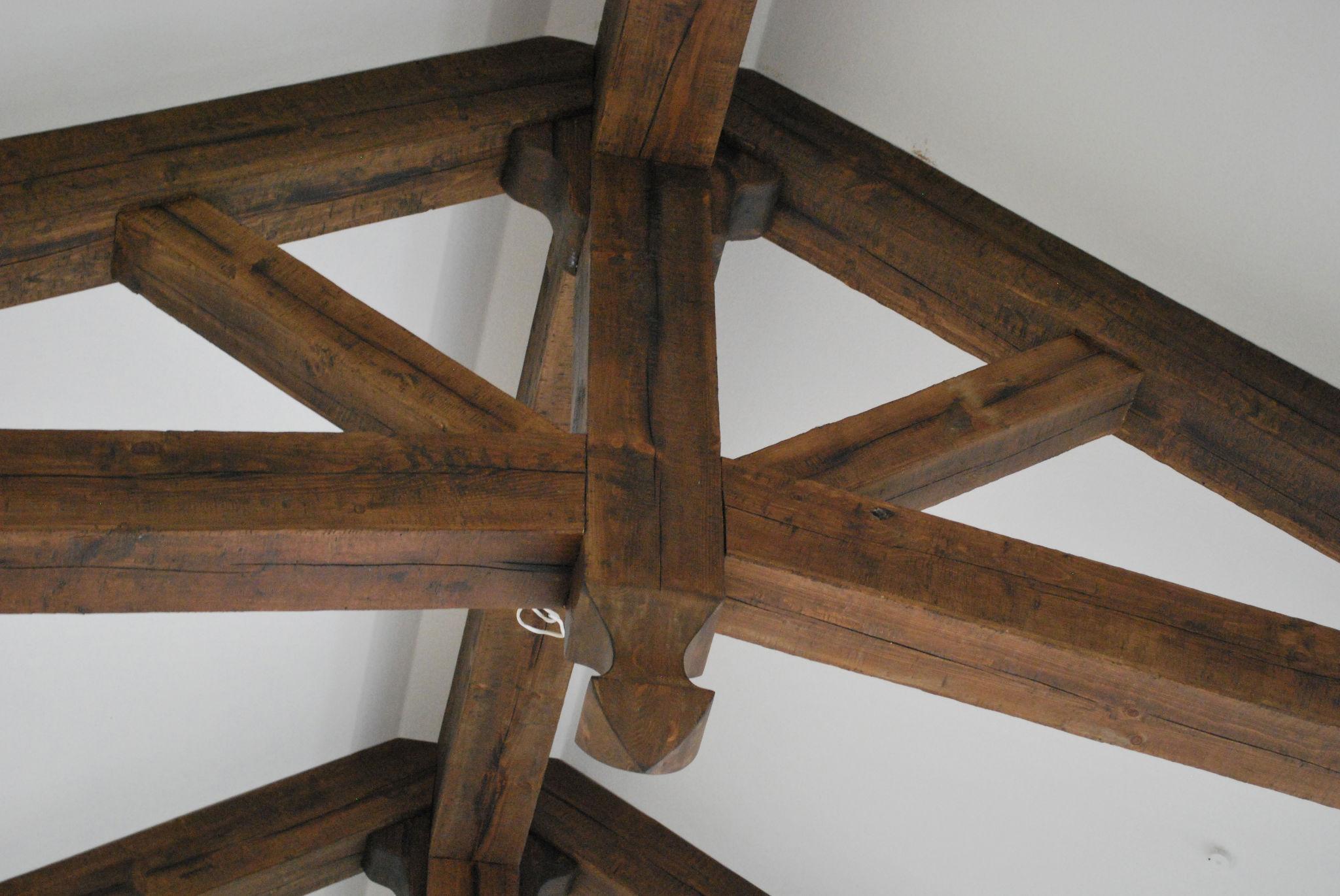 Scissor truss 011