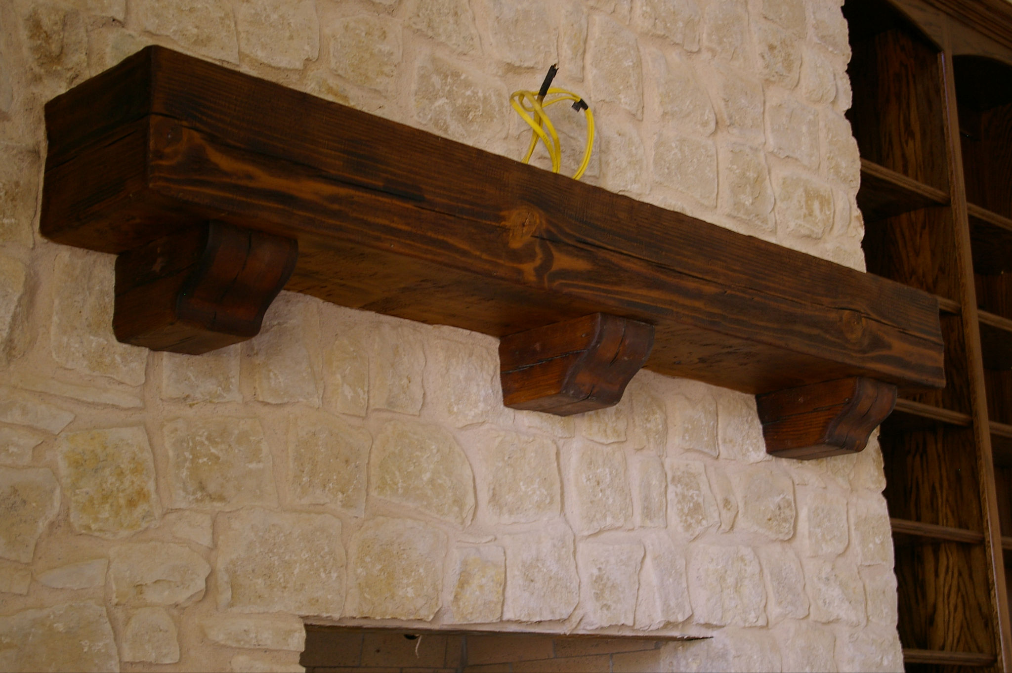 Mantel Beam