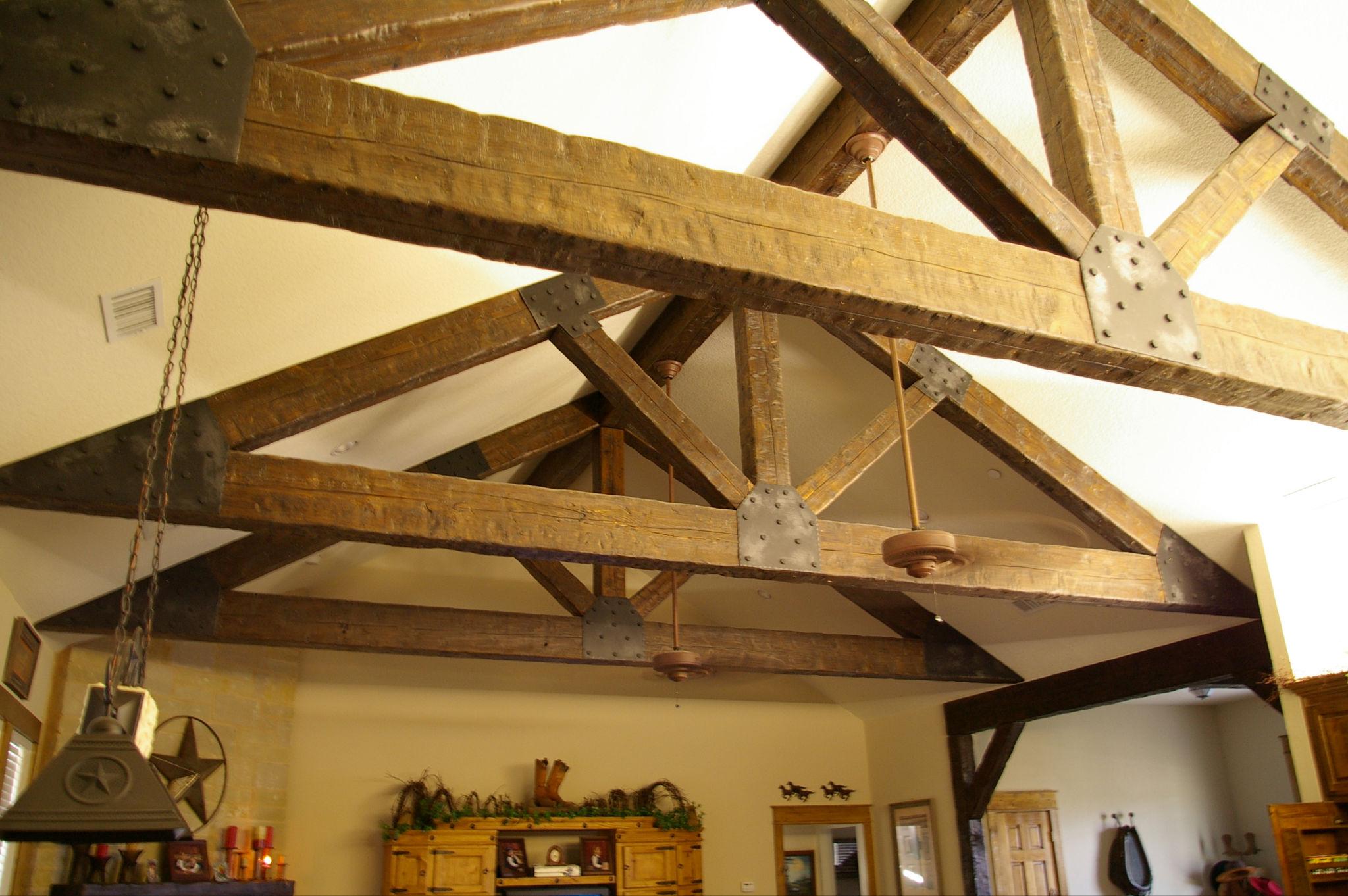 beams 380